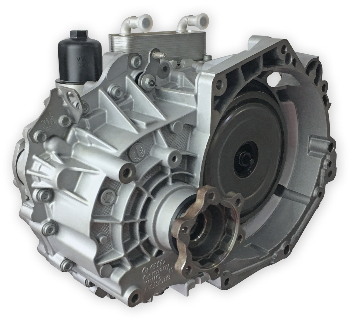 6 SPEED DSG AUTOMATIC GEARBOXES - new MILTA Technology