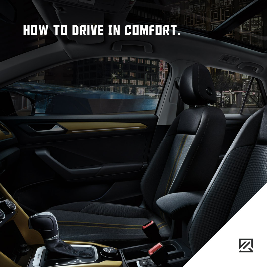 How To Drive In Comfort MILTA Technology