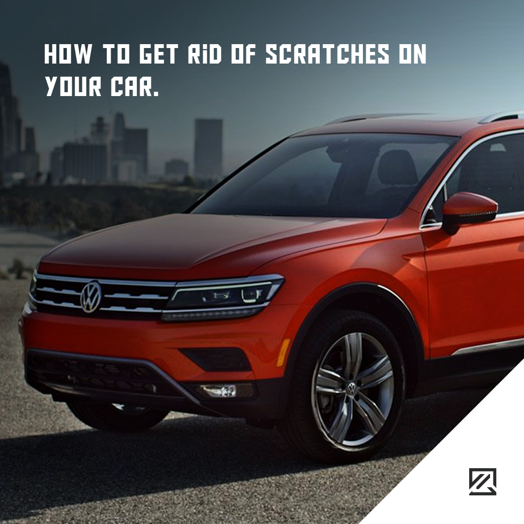 How To Get Rid Of Scratches On Your Car MILTA Technology