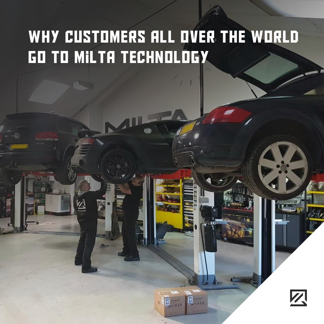 Why customers all over the world go to Milta Technology MILTA Technology