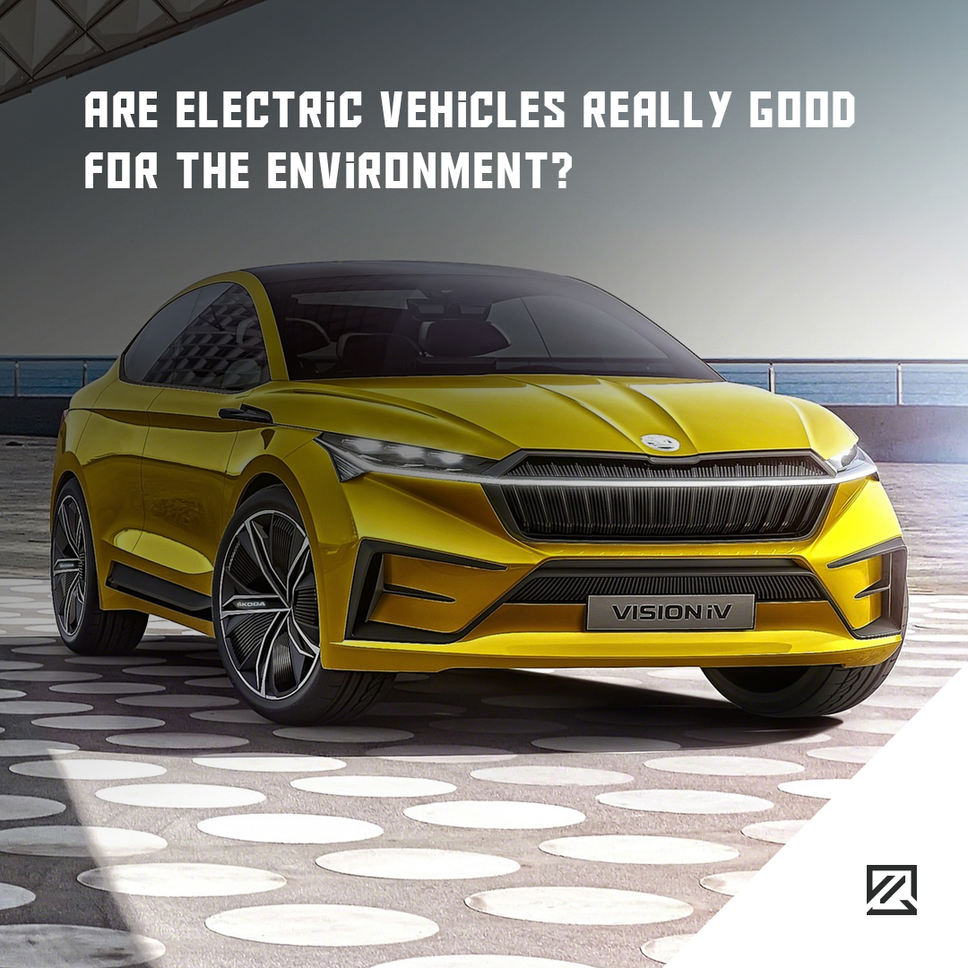 Are Electric Vehicles Really Good For The Environment? MILTA Technology