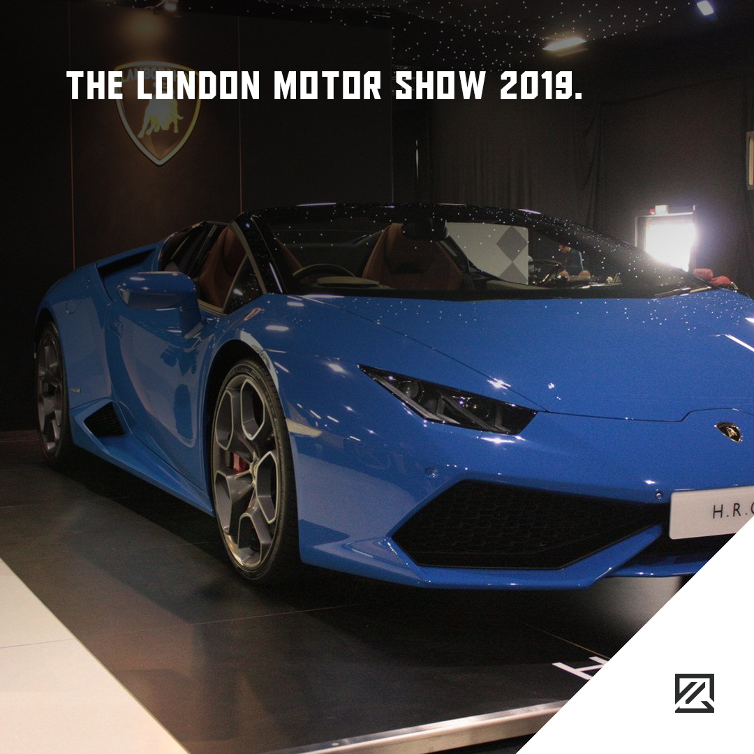 The London Motor Show 2019 MILTA Technology