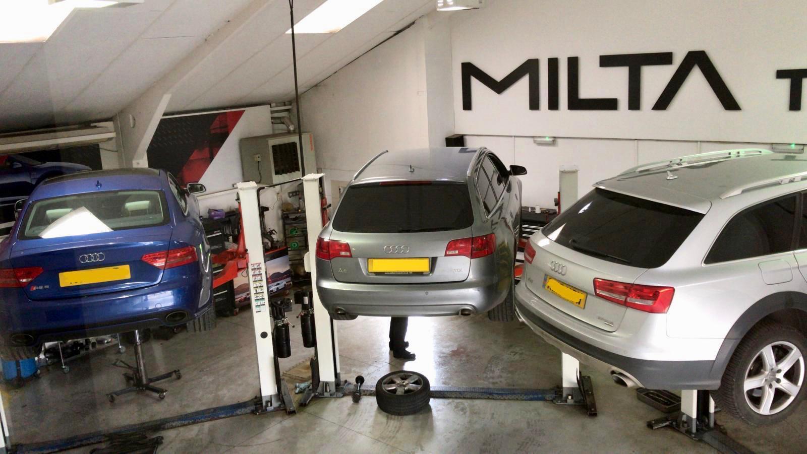 Our Gallery - Milta seen through the lens MILTA Technology