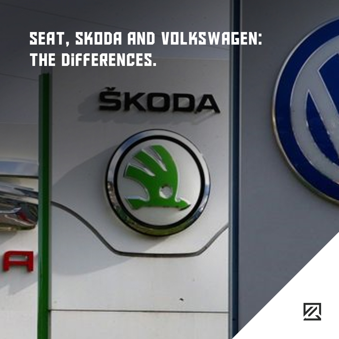 SEAT, Skoda and Volkswagen: The Differences MILTA Technology