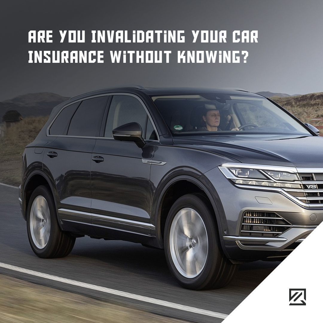 Are You Invalidating Your Car Insurance Without Knowing? MILTA Technology