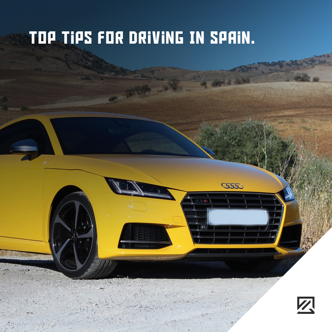 Top Tips For Driving In Spain MILTA Technology