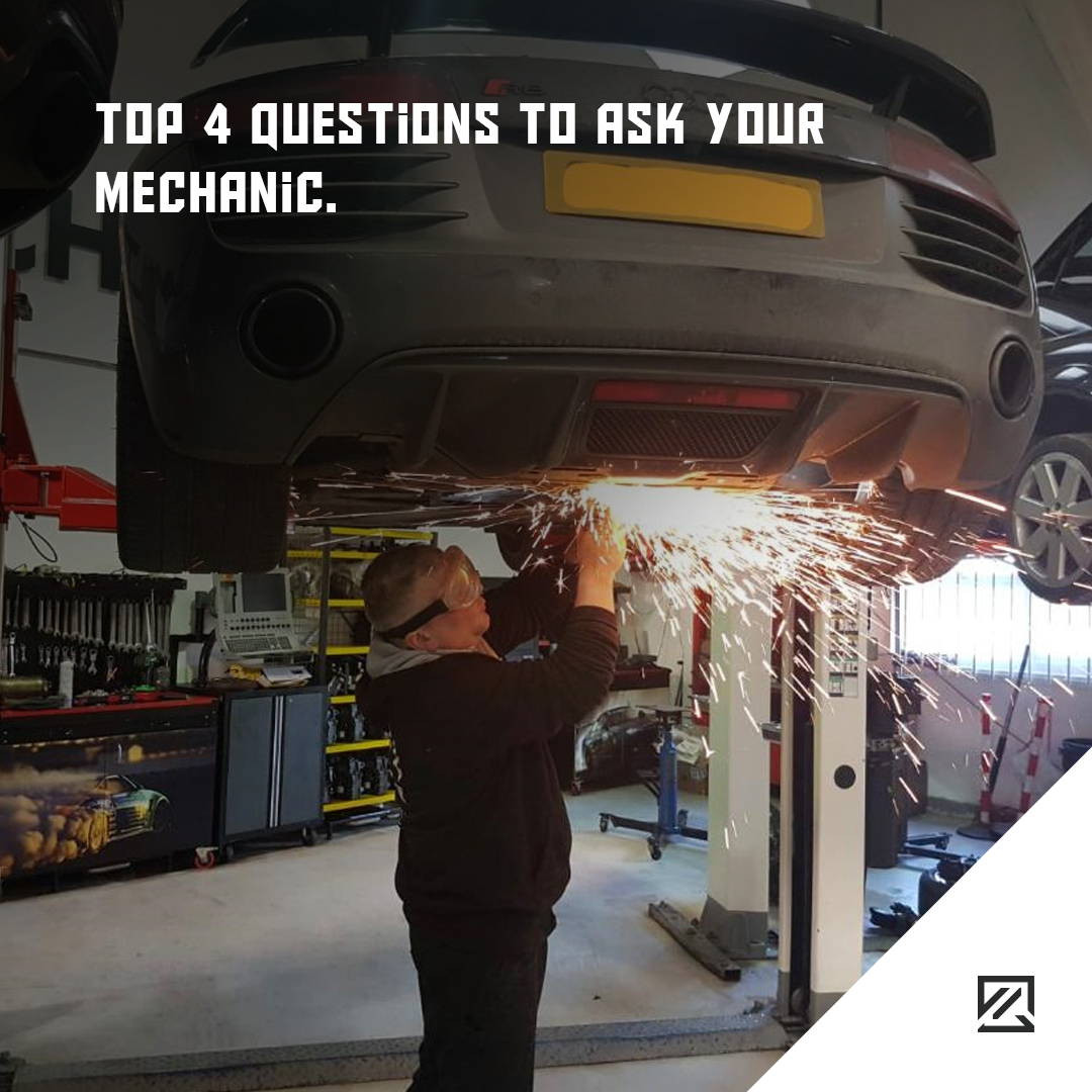 Top 4 Questions To Ask Your Mechanic MILTA Technology