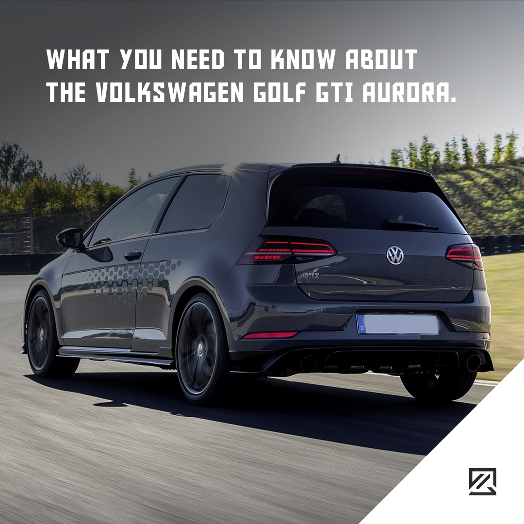 What You Need To Know About The Volkswagen Golf GTI Aurora MILTA Technology
