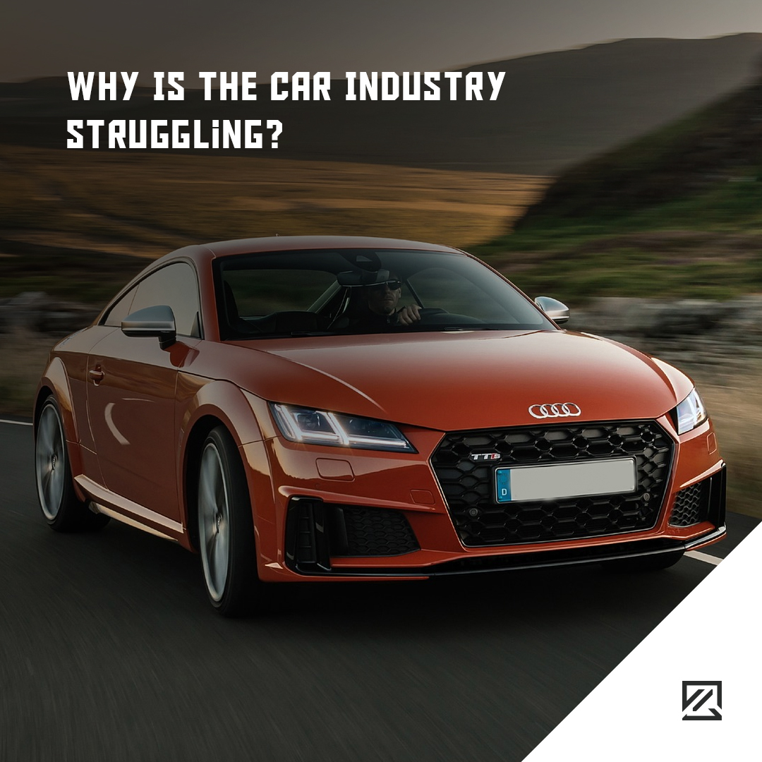 Why Is The Car Industry Struggling? MILTA Technology
