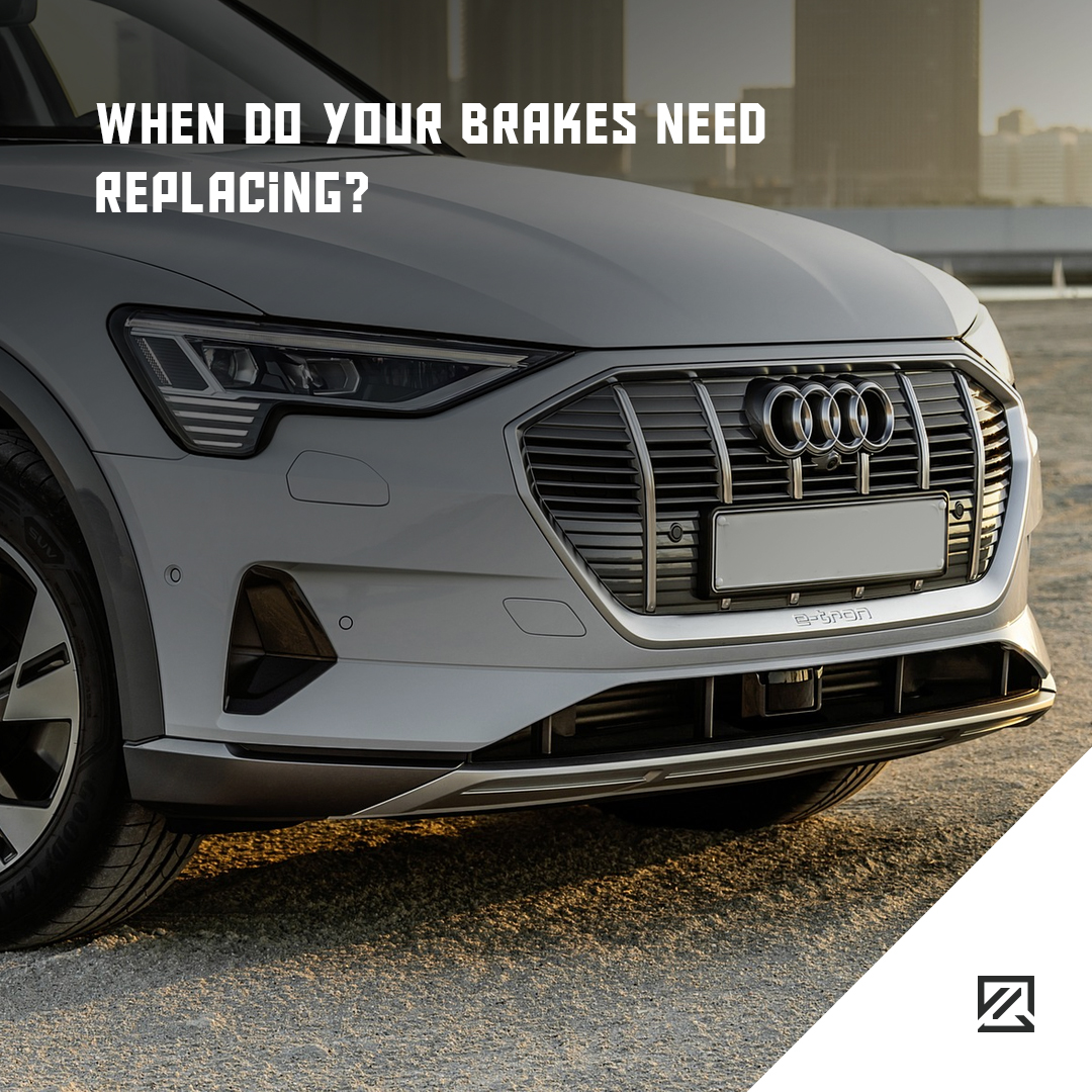 When Do Your Brakes Need Replacing? MILTA Technology