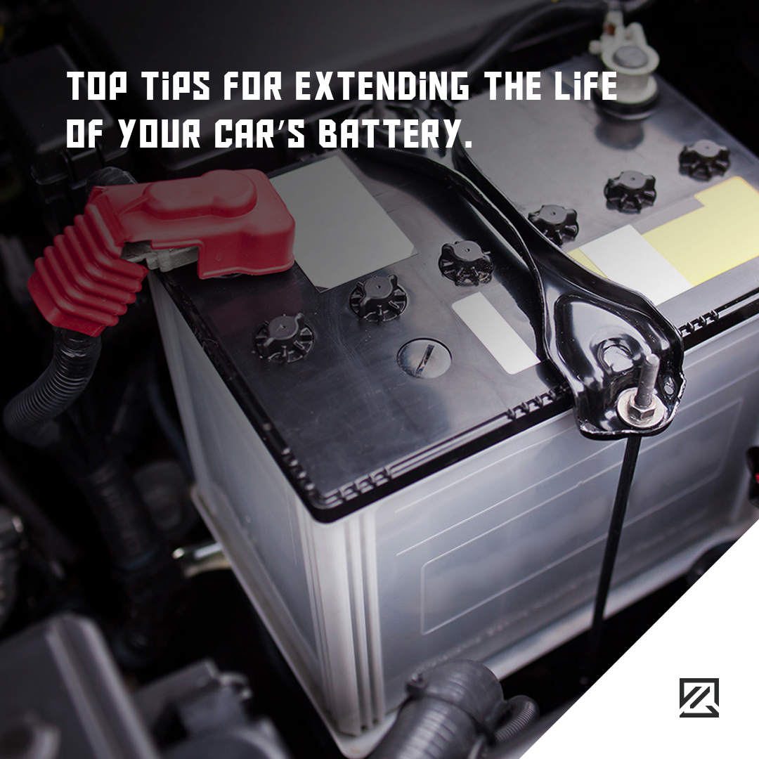 Top Tips For Extending The Life Of Your Car's Battery MILTA Technology