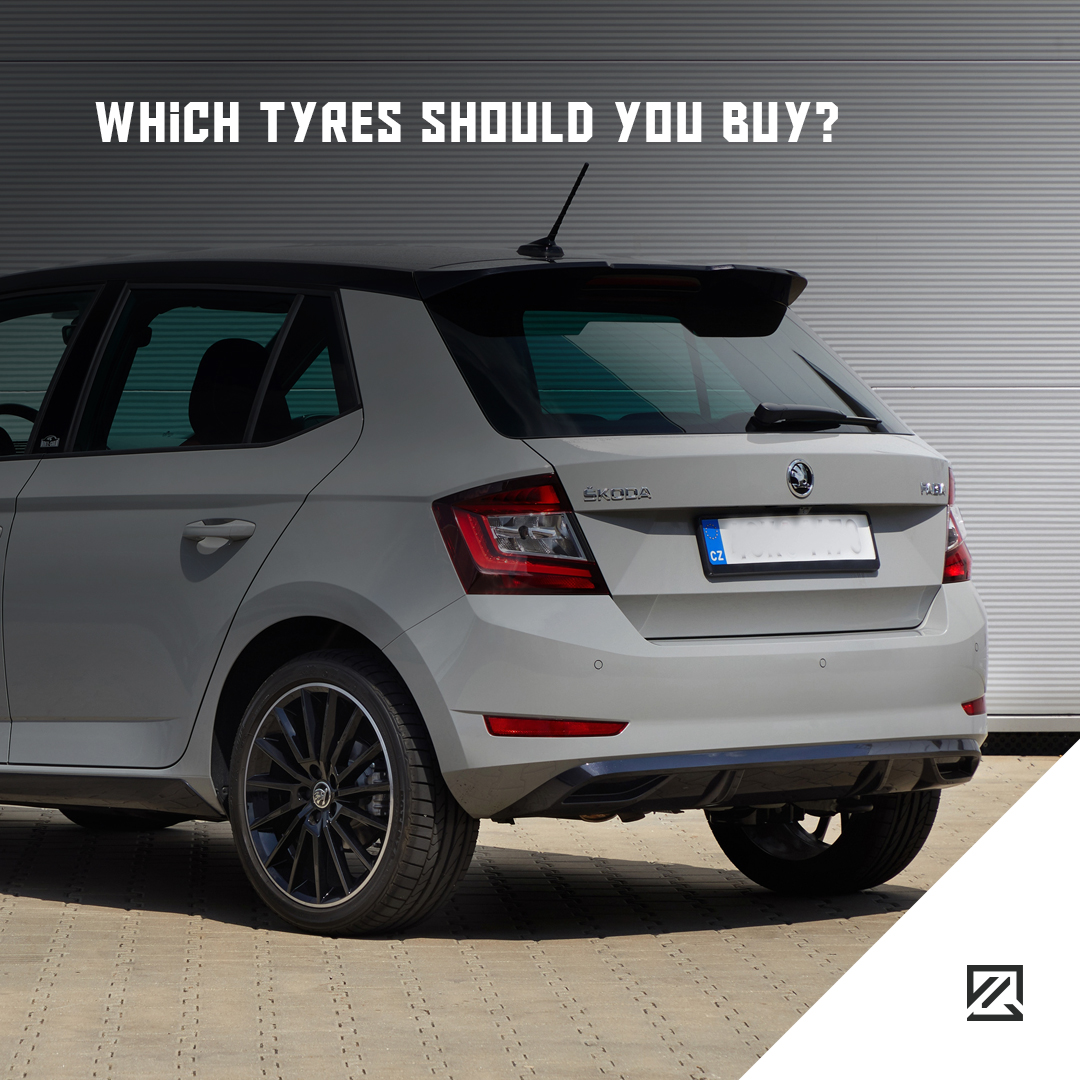 Which Tyres Should You Buy? MILTA Technology