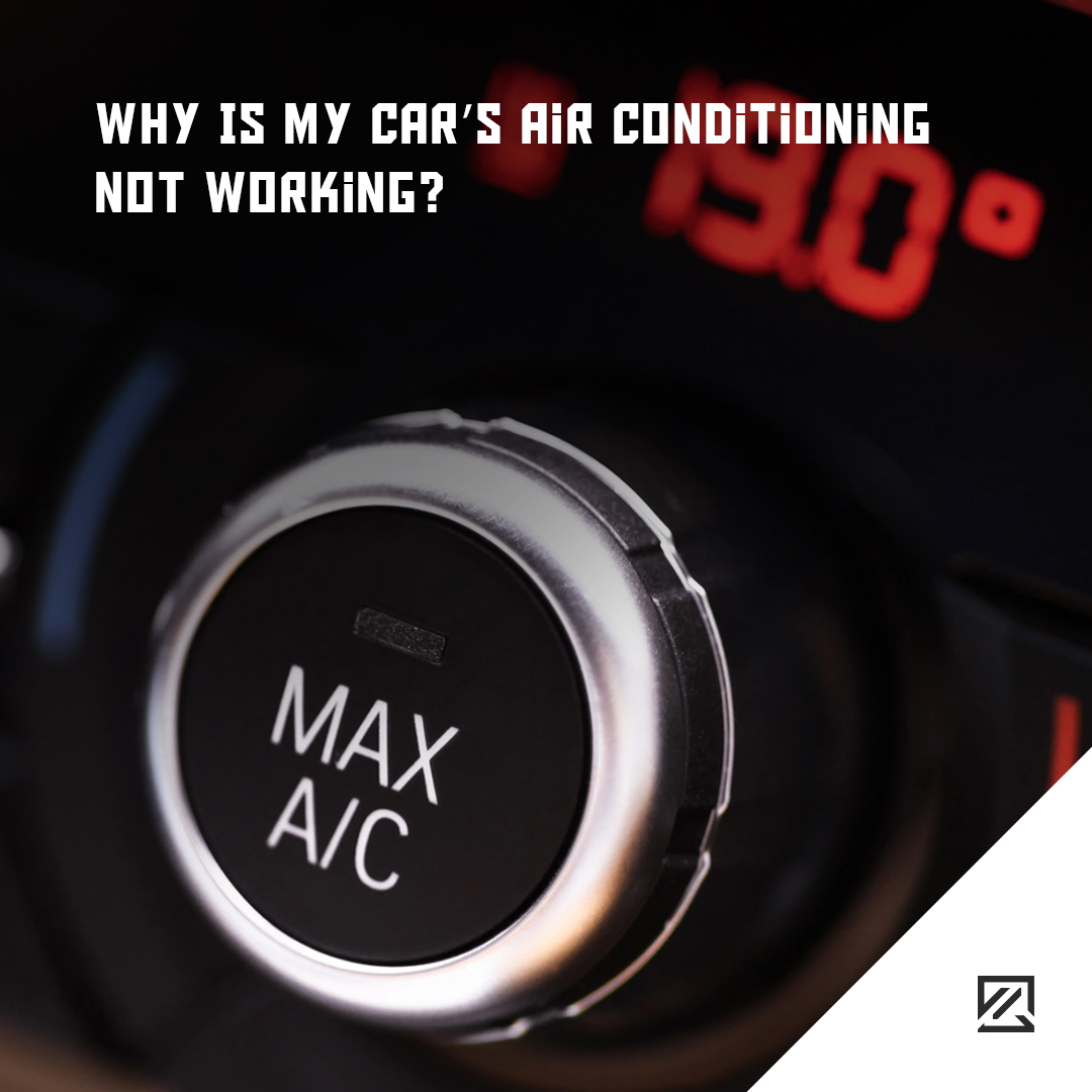 Why Is My Car's Air Conditioning Not Working? MILTA Technology