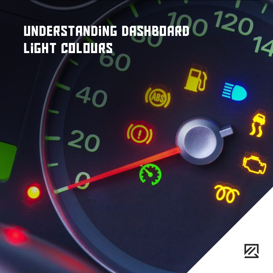 Understanding Dashboard Light Colours MILTA Technology