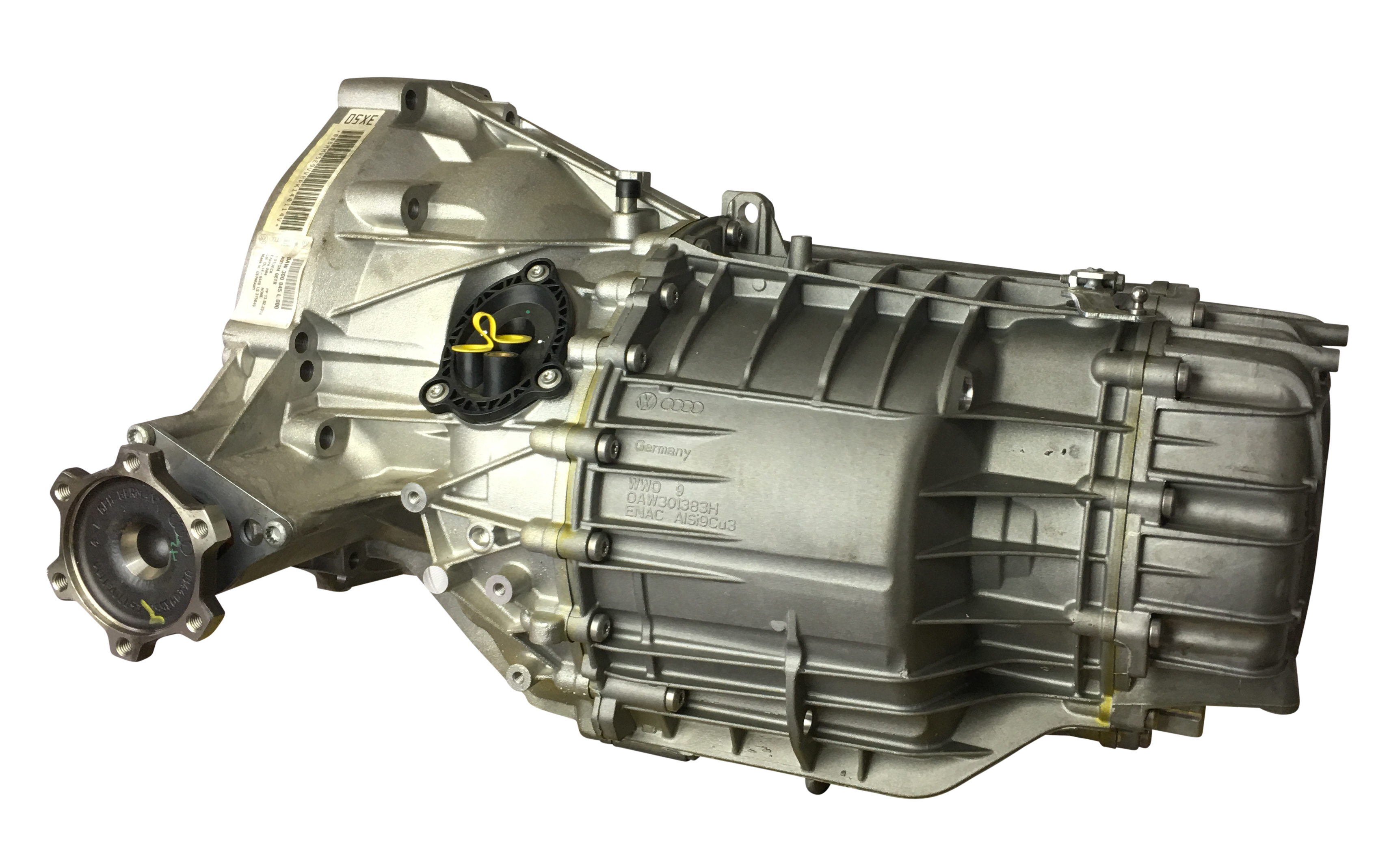Automatic Transmissions - Gearboxes for VAG MILTA Technology
