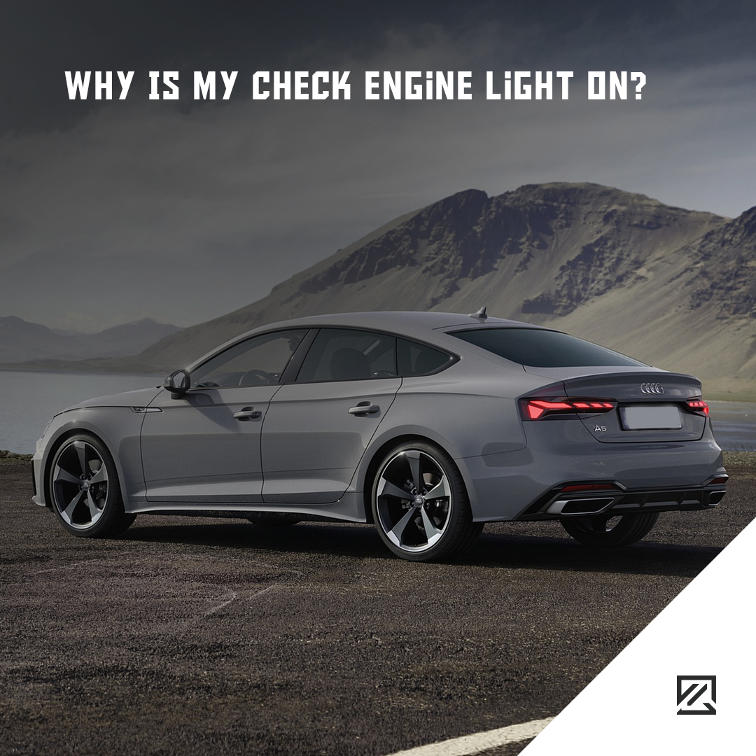 Why Is My Check Engine Light On? MILTA Technology