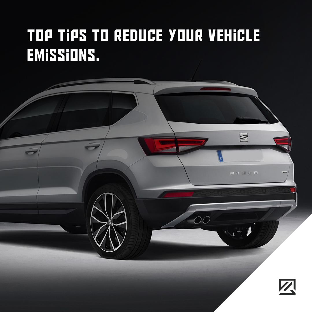 Top Tips To Reduce Your Vehicle Emissions MILTA Technology