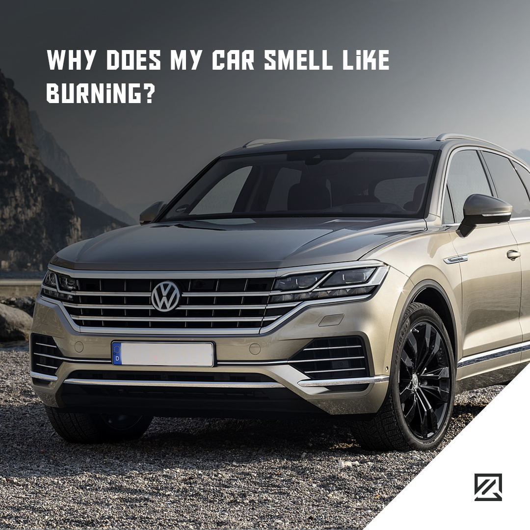 Why Does My Car Smell Like Burning? MILTA Technology