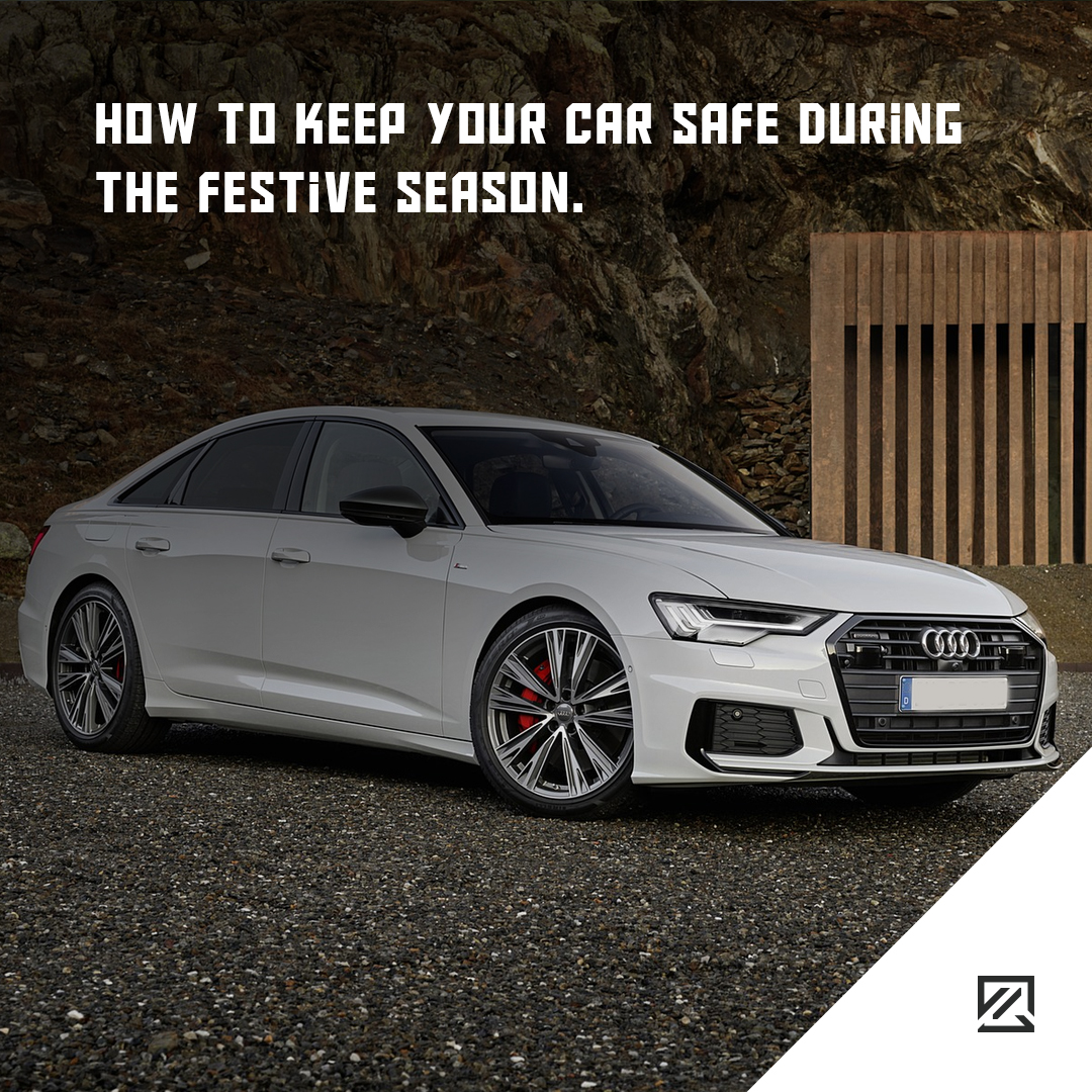 How to Keep Your Car Safe During the Festive Season MILTA Technology