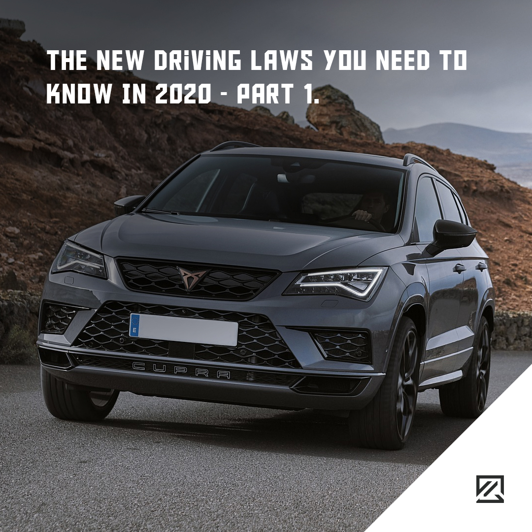 The New Driving Laws You Need To Know In 2020 - Part 1 MILTA Technology