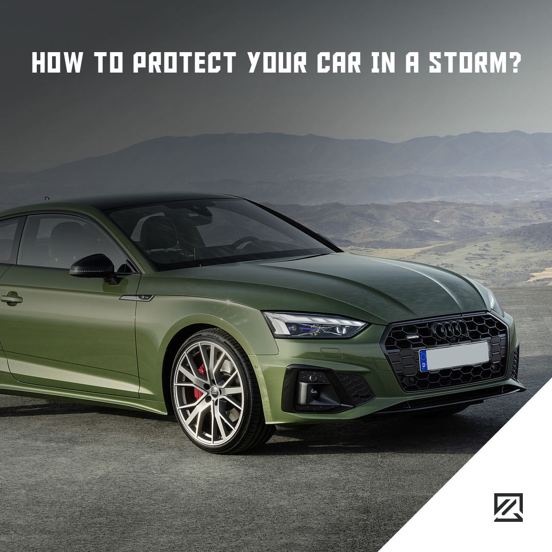 How To Protect Your Car In A Storm? MILTA Technology