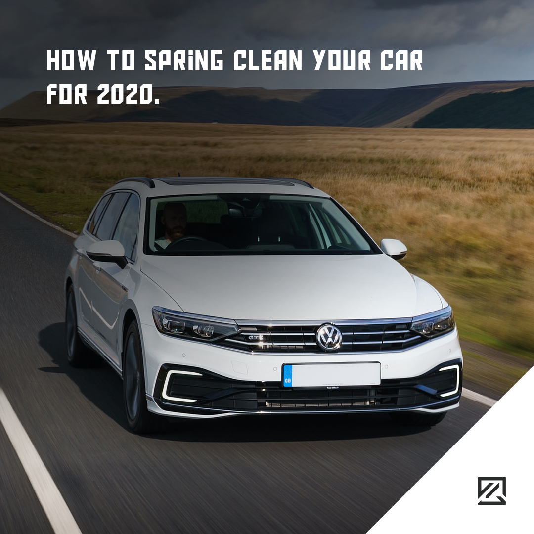 How To Spring Clean Your Car For 2020 MILTA Technology