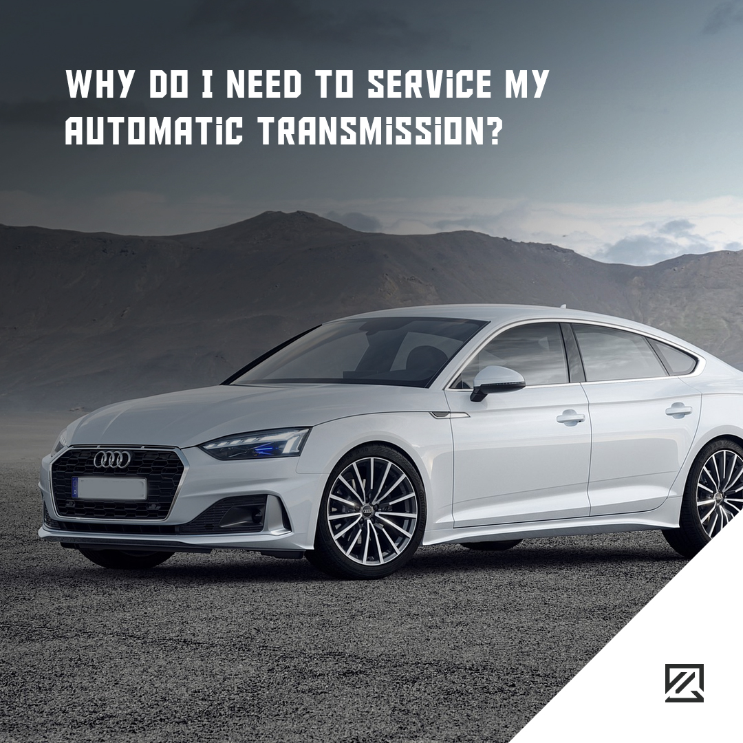 Why Do I Need To Service My Automatic Transmission? MILTA Technology