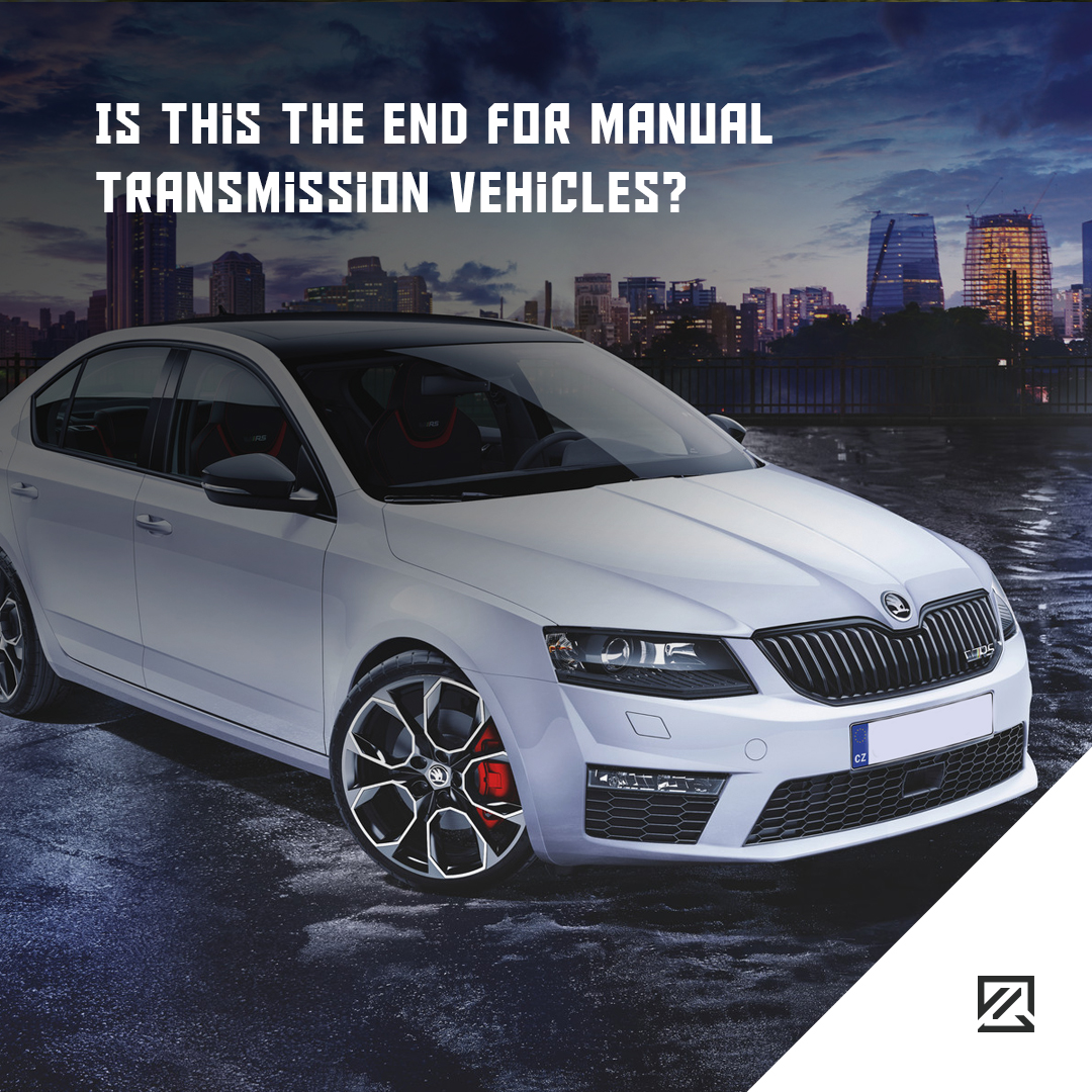 Is This The End For Manual Transmission Vehicles? MILTA Technology