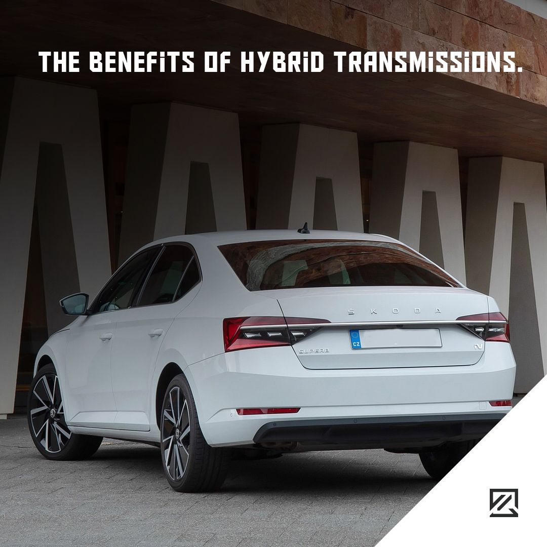 The Benefits Of Hybrid Transmissions MILTA Technology