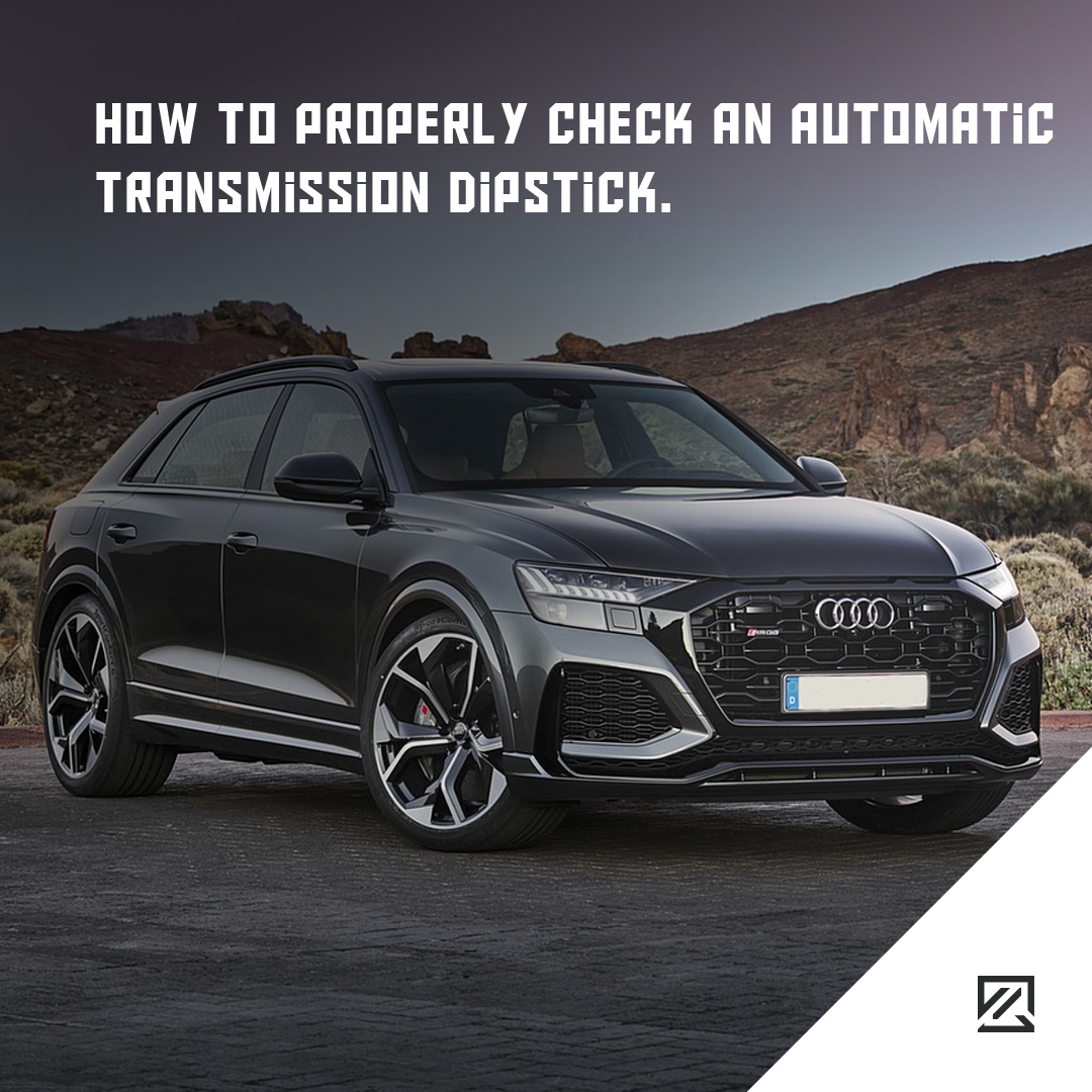 How To Properly Check An Automatic Transmission Dipstick MILTA Technology