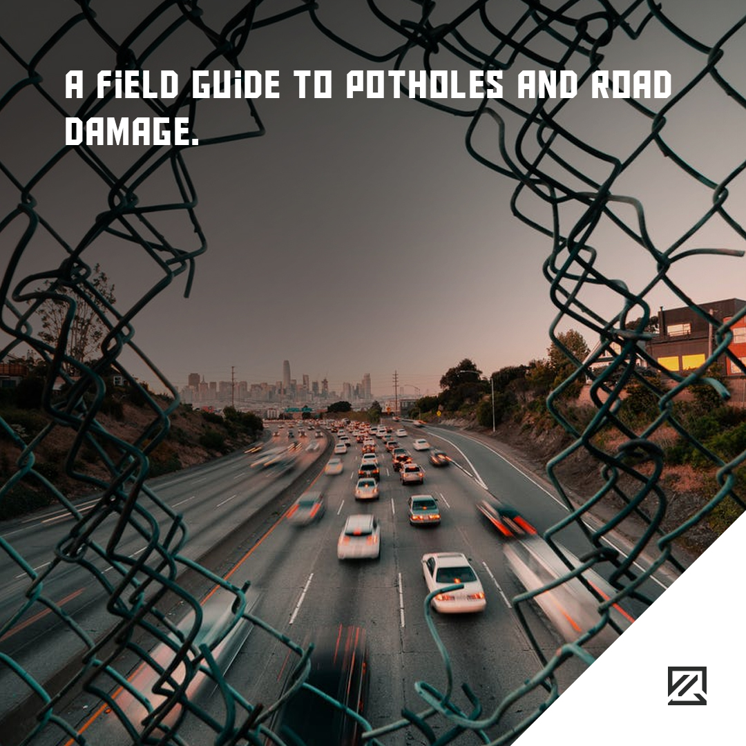 A Field Guide To Potholes And Road Damage MILTA Technology