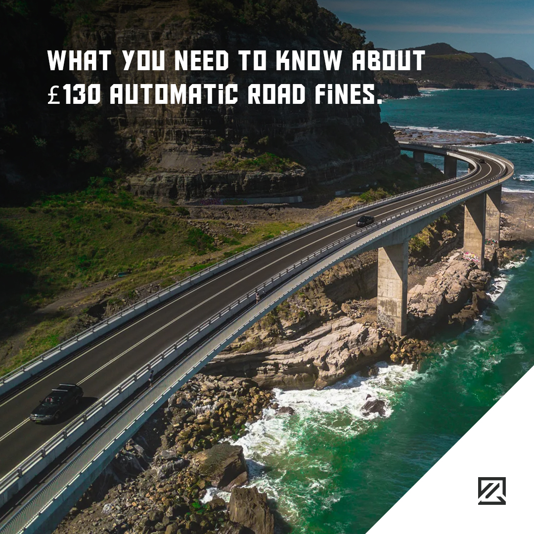 What You Need To Know About £130 Automatic Road Fines MILTA Technology