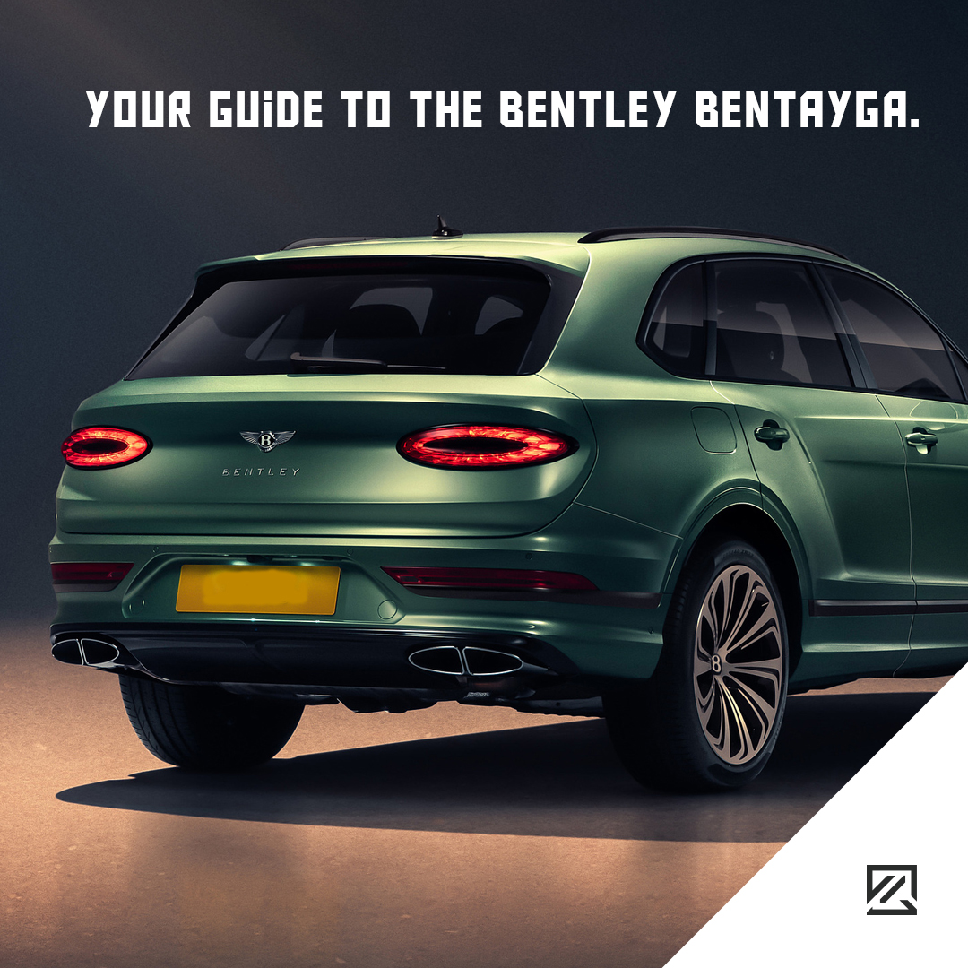 Your Guide To The Bentley Bentayga MILTA Technology