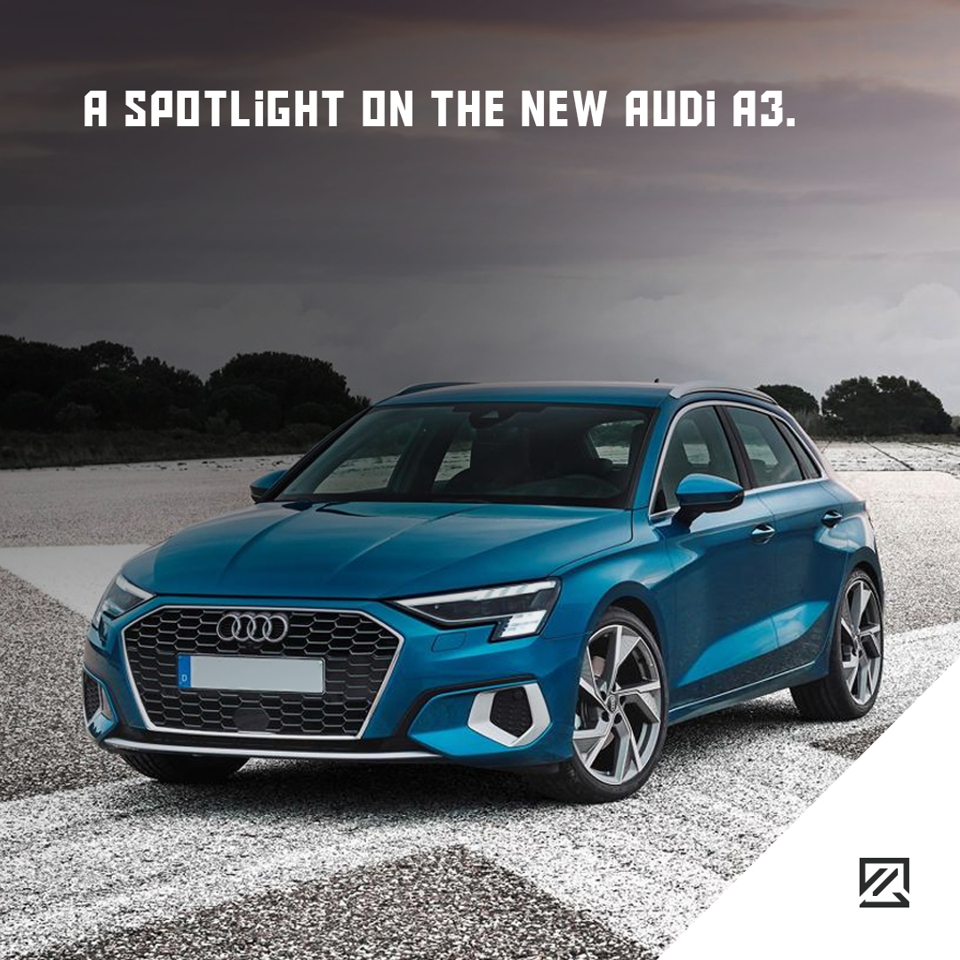 A Spotlight On The New Audi A3 MILTA Technology