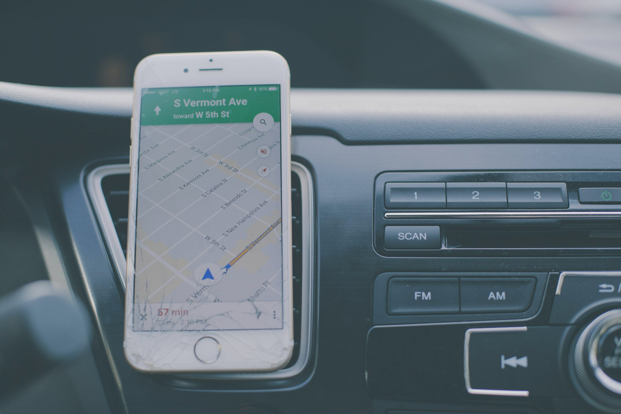 Should I Use Built-in Navigation, or My Smartphone? MILTA Technology