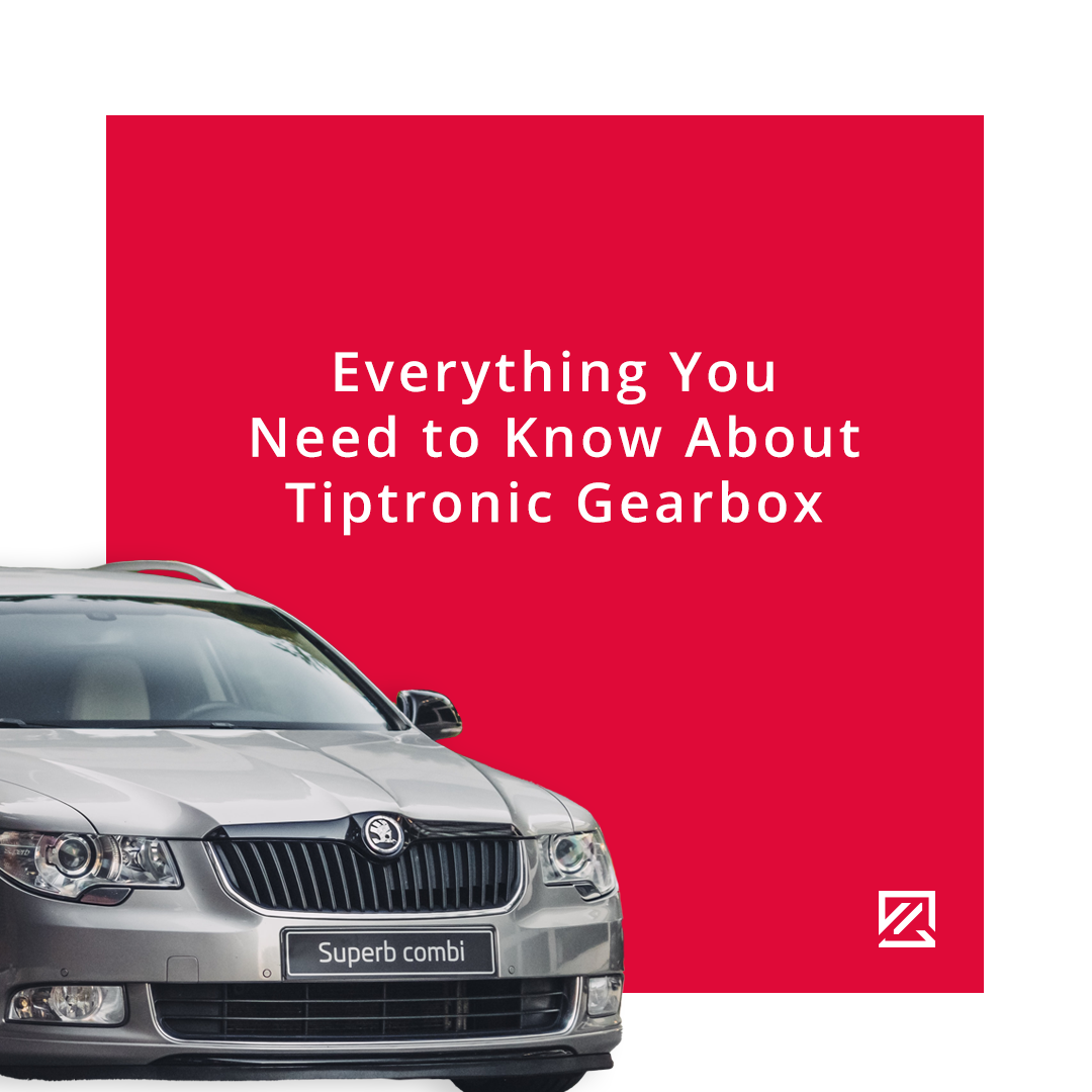Everything You Need to Know About the Tiptronic Gearbox MILTA Technology
