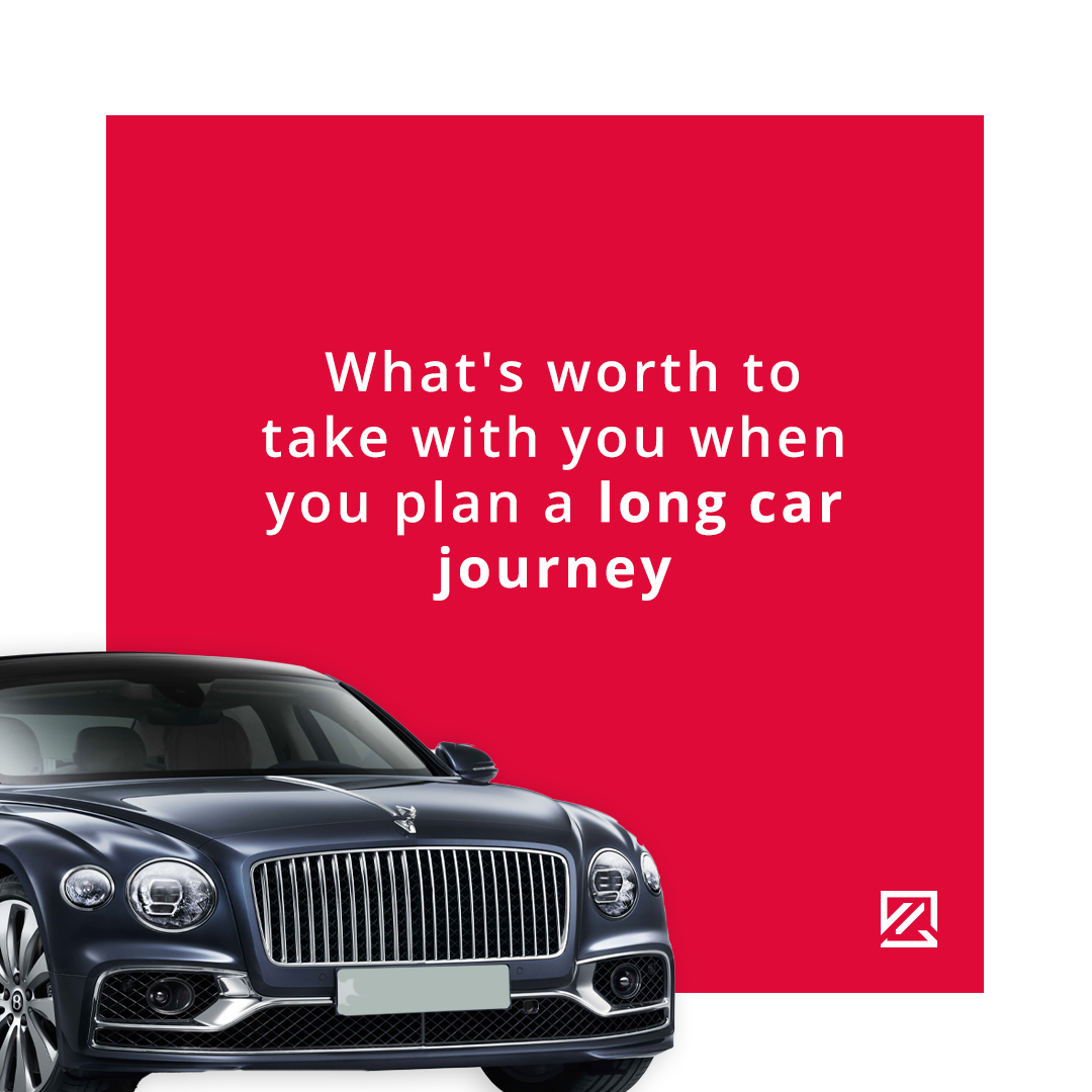 Planning a Long Car Journey: What's Worth Taking? MILTA Technology