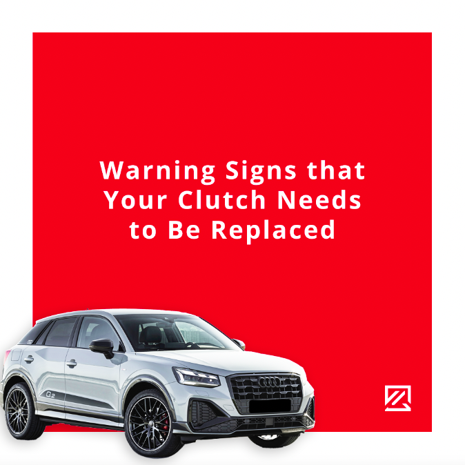 Warning Signs that Your Clutch Needs to Be Replaced MILTA Technology