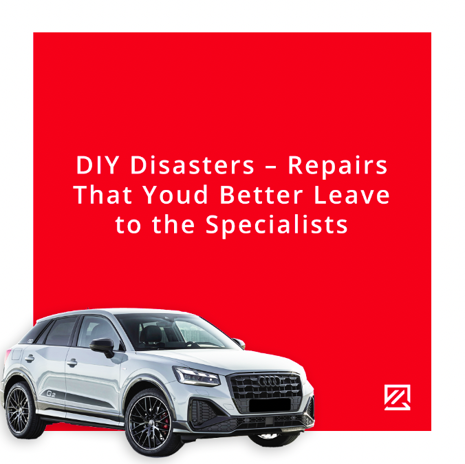 DIY Disasters - Repairs That Youd Better Leave to the Specialists MILTA Technology